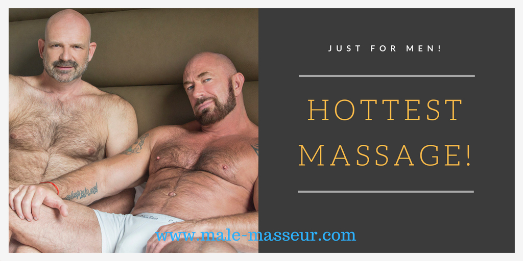 Hottest gay massage
