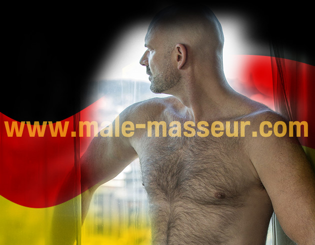 German gay massage