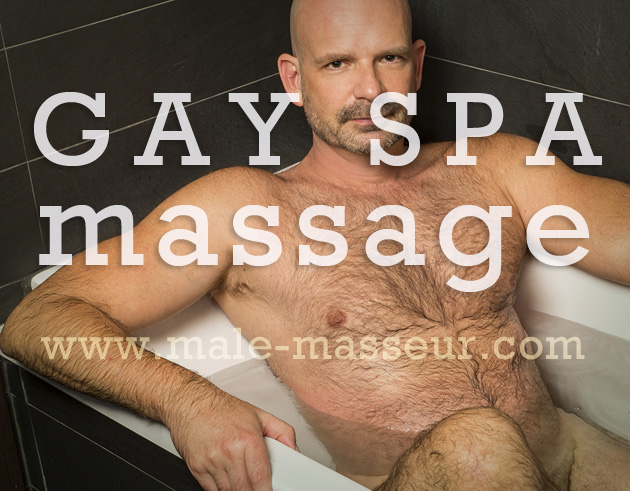 Gay spa massage Barcelona
