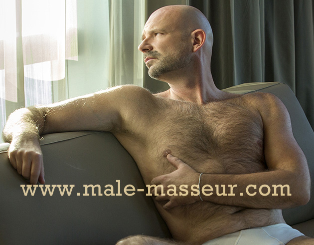 Gay naked massage