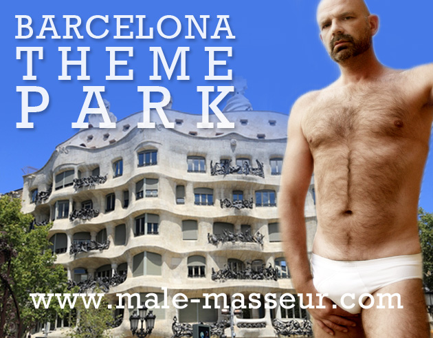 Barcelona theme park