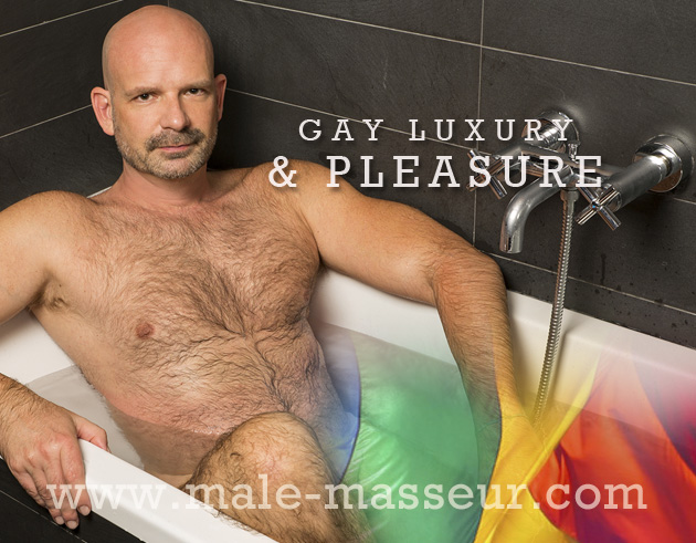 Gay luxury and pleasure