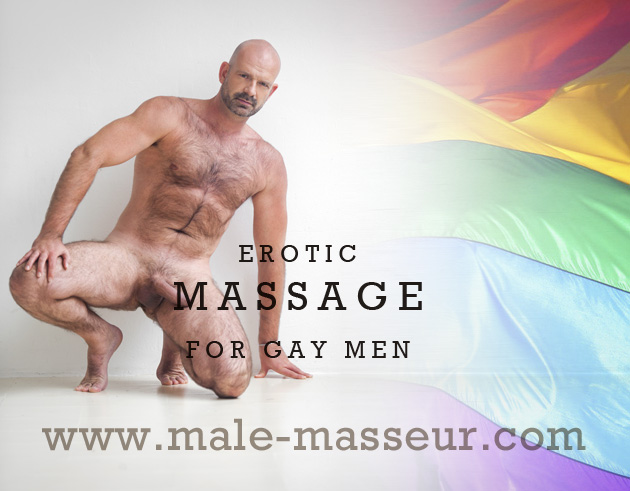 Erotic massage for gay men