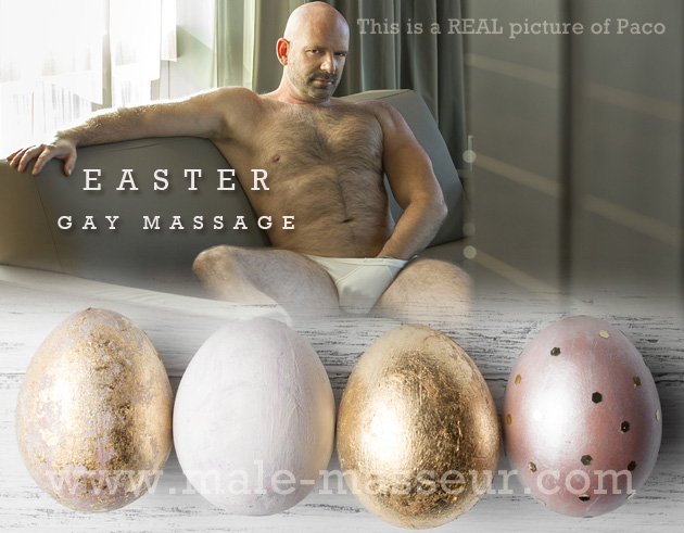 Easter gay massage