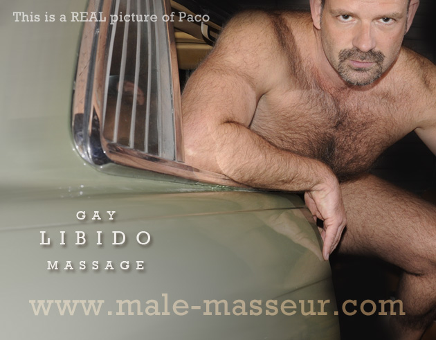 Gay libido massage