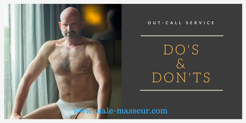 Dos and donts of out-call massage