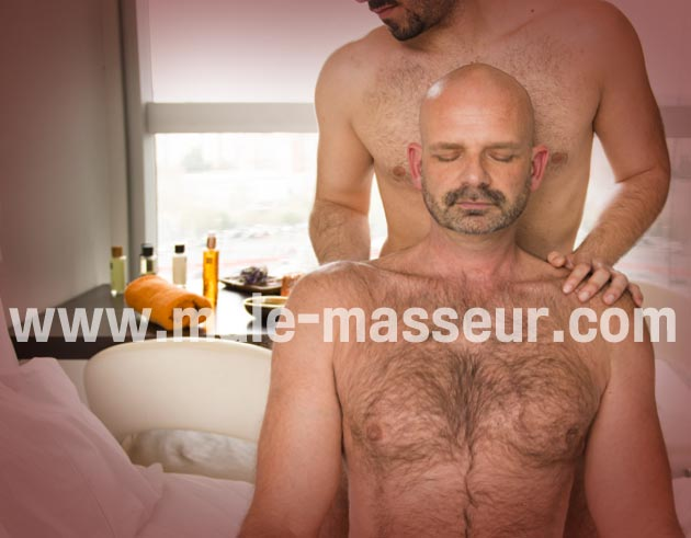 Gay massage for beginners