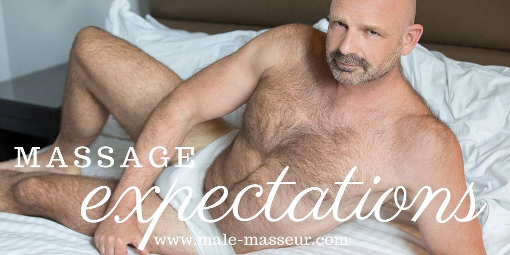 Gay Massage expectations