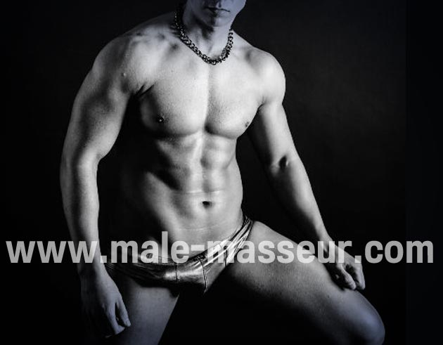 New masseur Madrid