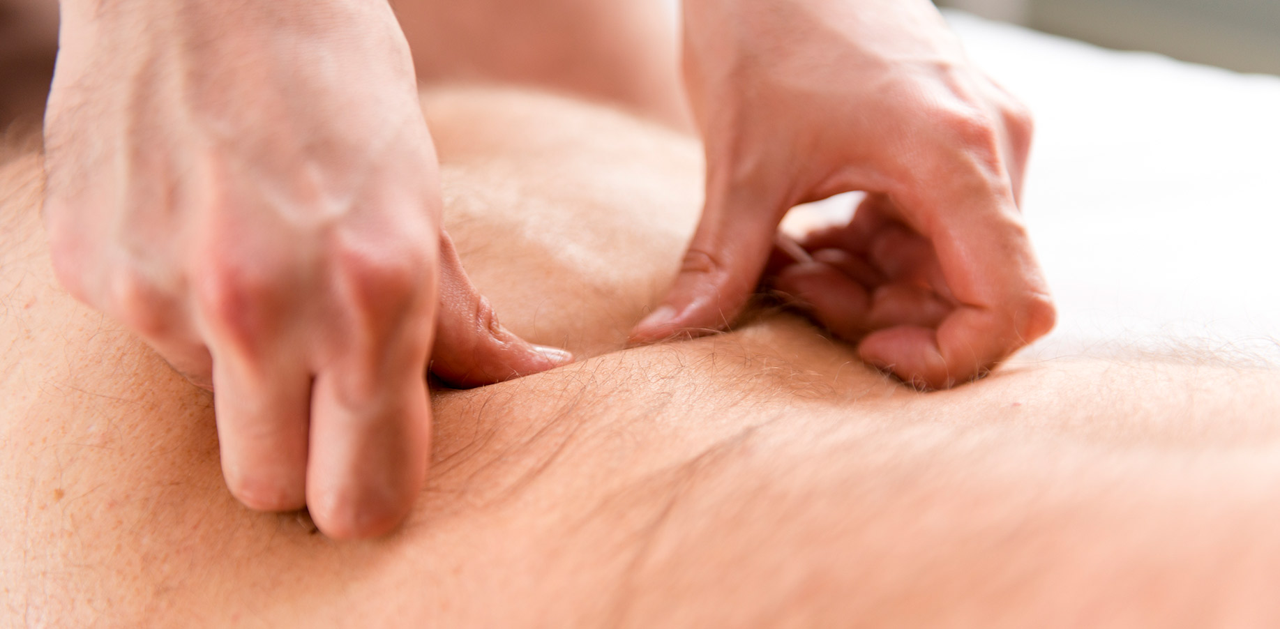 Gay massage in Barcelona