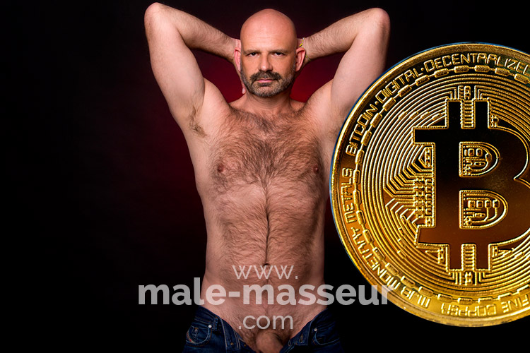 Bitcoin and massage