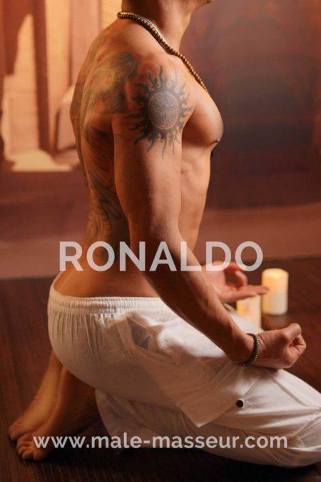 Ronaldo Thai massage Madrid